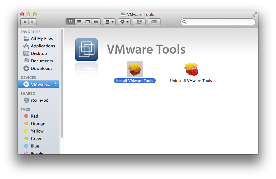 Install vmware tools on mac os x 10 9 | Peatix